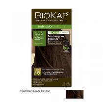Biokap - Coloration Nutricolor Rapid 6.06 Blond foncé havane 135ml