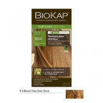 Biokap - Coloration Nutricolor Rapid 9.30 Blond très clair doré 135ml