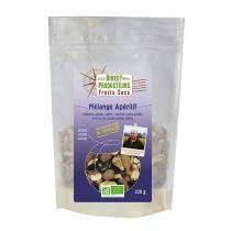 Direct producteurs Fruit secs - Mélange Apéritif festif bio - 220 g