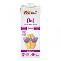 EcoMil - Boisson avoine nature sans gluten Bio 1L