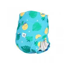 Hamac - Couche lavable Hamac by Mr Wonderful - Rock Ananas - Taille S