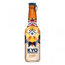 Kyo Kombucha - Kombucha Wonder ginger 33cl