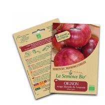 La Semence Bio - Graines d'Oignon rouge Morada de Amposta Bio