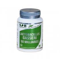 Laboratoires SFB - Lot de 2 x Lactobacillus GASSERI - 2 x 30 gélules