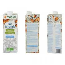 Markal - Boisson de riz amande 1l