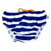 Mayoparasol - Culotte de bain anti-fuites - Marinou fluo - 3 à 24 mois