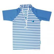 Mayoparasol - T-shirt anti-UV - Zip avant - Jeanpol - 3 à 8 ans
