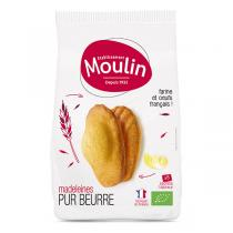 Moulin - Madeleines pur beurre x 8 - 225 g