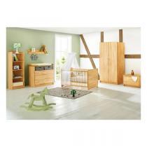 Pinolino - Chambre Natura - 3 pièces (Armoire 2 portes)