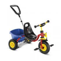 Puky - Tricycle CAT1L Rouge - Dès 2 ans