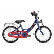 Puky - Vélo Enfant ZL 16  Alu Bleu Captain Sharky - Dès 4 ans