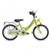 "Puky - Vélo Enfant  ZL 16"" Alu Kiwi - Dès 4 ans"