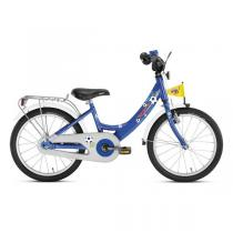 Puky - Vélo Enfant ZL 18  Alu Bleu Football - Dès 5 ans