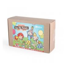 Radis et Capucine - Coffret Fabrique tes Mr Patate - Animation autour du jardinage