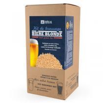 Radis et Capucine - Coffret Brassage de bière blonde Bio tout grain 5L