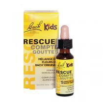 RESCUE® - Lot de 2 x Rescue Kids - 2 x Flacon compte-gouttes de 10mL