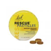 RESCUE® - Lot de 2 x Rescue Pastilles saveur Orange-Sureau - 2 x 50g