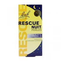 RESCUE® - Lot de 2 x Rescue Perles Nuits - 2 x 14 capsules
