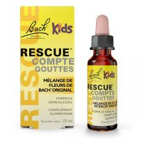 RESCUE® - Lot de 2 x Rescue Kids - 2 x Flacon compte-gouttes de 10mL