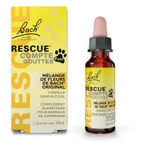 RESCUE® - Lot de 2 x Rescue Remedy Pets compte-goutte 10ml