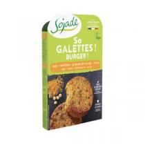 Sojade (Frais) - So galettes soja lentille 2x90g