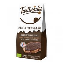 Tartinades - Pâte à tartiner Bio Chocolat Indice Glycémique faible 150g