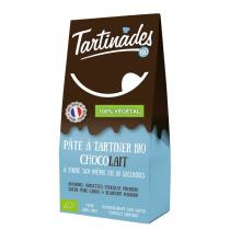 Tartinades - Pâte à tartiner Maison Bio Chocolait 150g