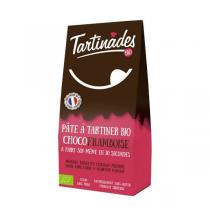 Tartinades - Pâte à tartiner Maison Bio Chocoframboise 150g