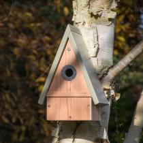 Wildlife World - Nichoir pour oiseaux multi-espèces National Trust