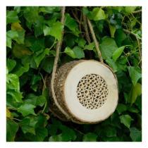 Wildlife World - Rondin pour abeilles maçonnes