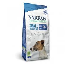 Yarrah - Lot de 2 x Croquettes bio chien petite race Poulet 2kg