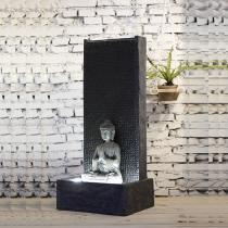 Zen' Light - Fontaine XL Mur Bouddha