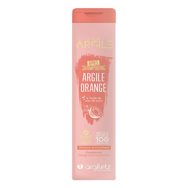 Argiletz - Après-shampoing Argile orange 200ml