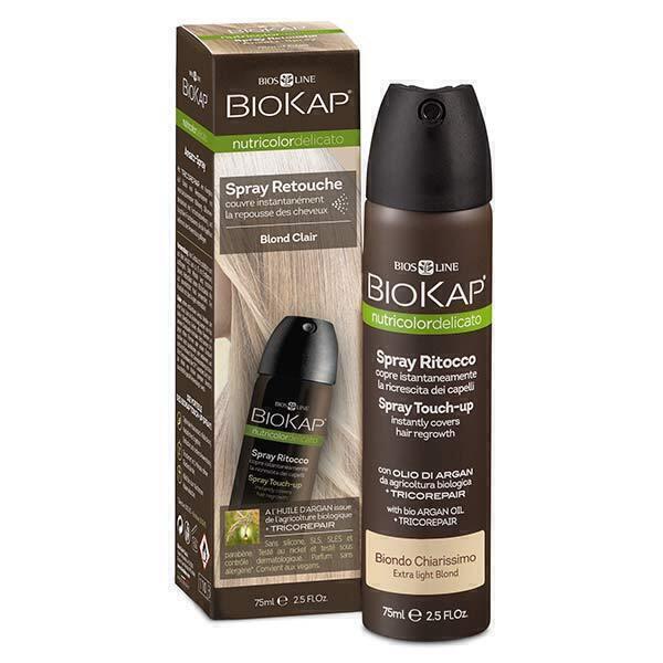 Biokap - Spray retouche cheveux Blond clair 75ml