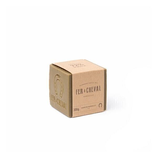 Fer à Cheval - Savon de Marseille Cube huile Olive 300g