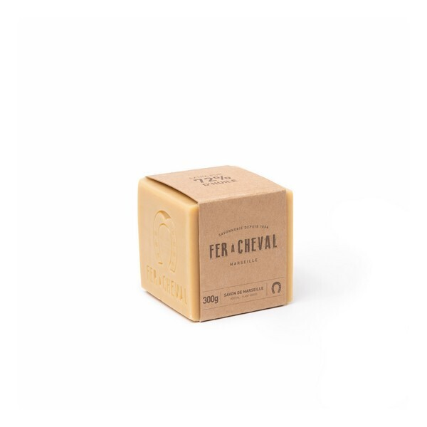 Fer à Cheval - Savon de Marseille Cube végétal 300g