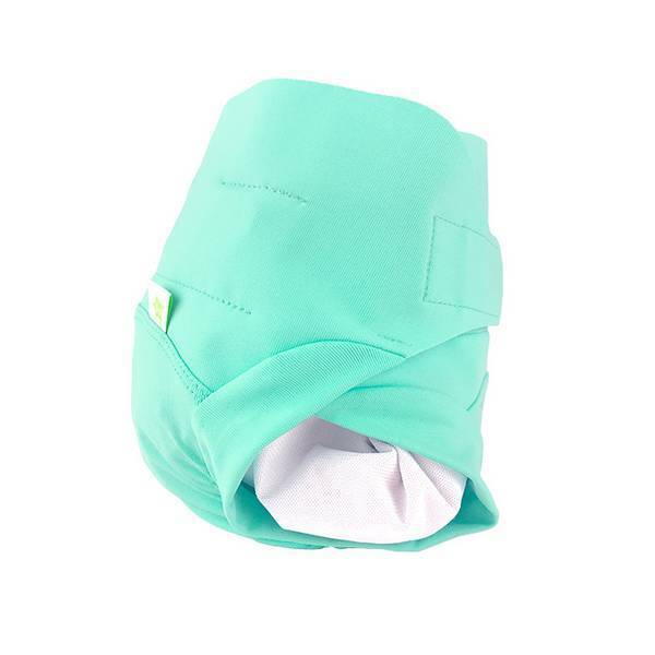 Hamac - Culotte lavable T.MAC - Vert Paradisio - Taille L