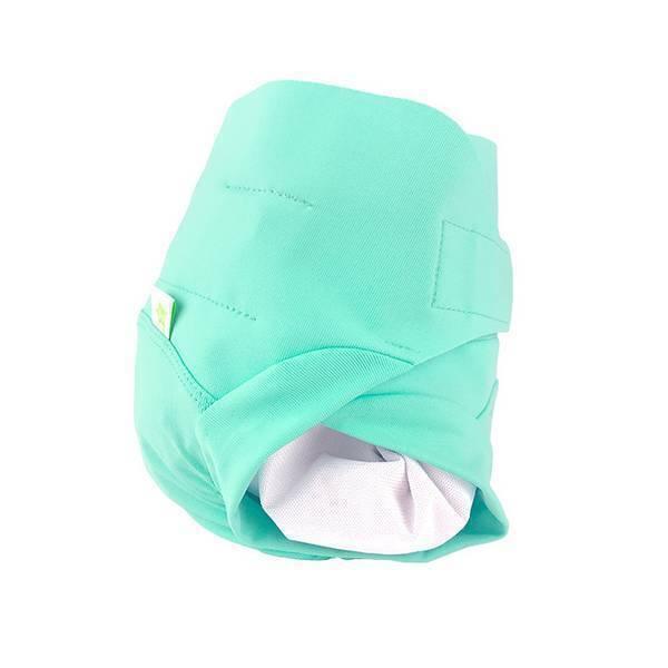Hamac - Culotte lavable T.MAC - Vert Paradisio - Taille XL