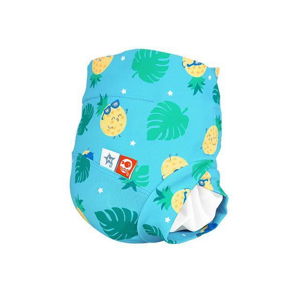 Hamac - Maillot couche Hamac by Mr Wonderful - Rock Ananas - T 6-12 m