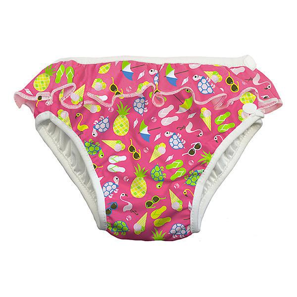 ImseVimse - Couche de bain plage 9-12kg Rose Taille L