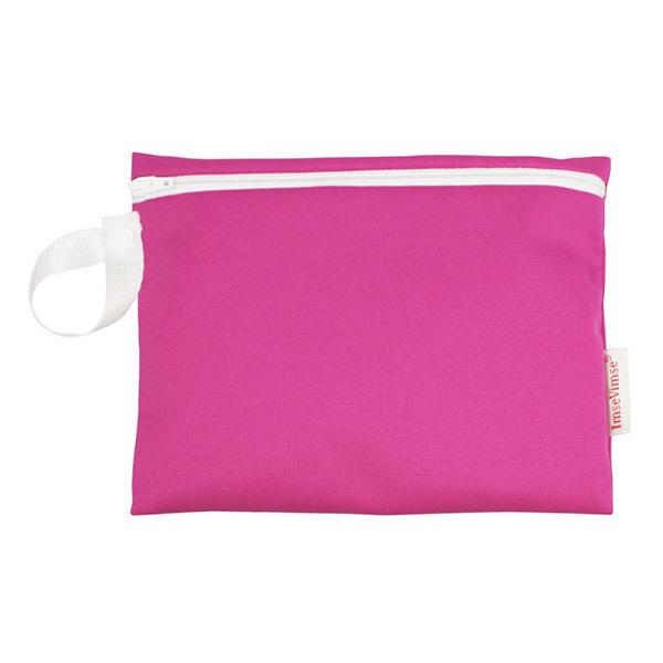 Imsevimse - Sac étanche multi-usages rose 20 x 15cm