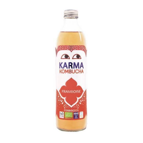 Karma - Kombucha framboise 500ml