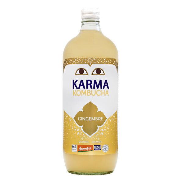 Karma - Kombucha gingembre 1L
