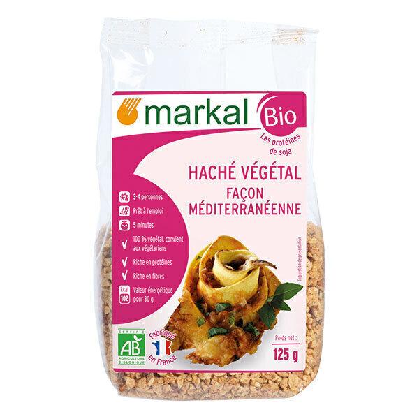 Markal - Haché végétal façon méditerranéenne 125g