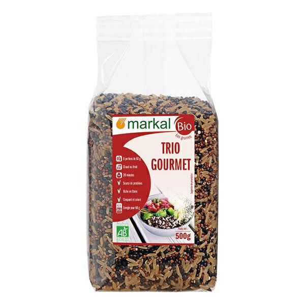 Markal - Trio gourmet riz lentilles quinoa 500g