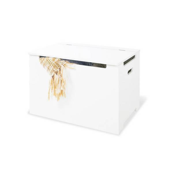 Pinolino - Coffre à jouets - Laqué blanc