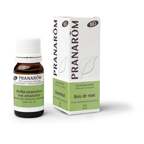 Pranarôm - Huile essentielle de Bois de Rose 10ml