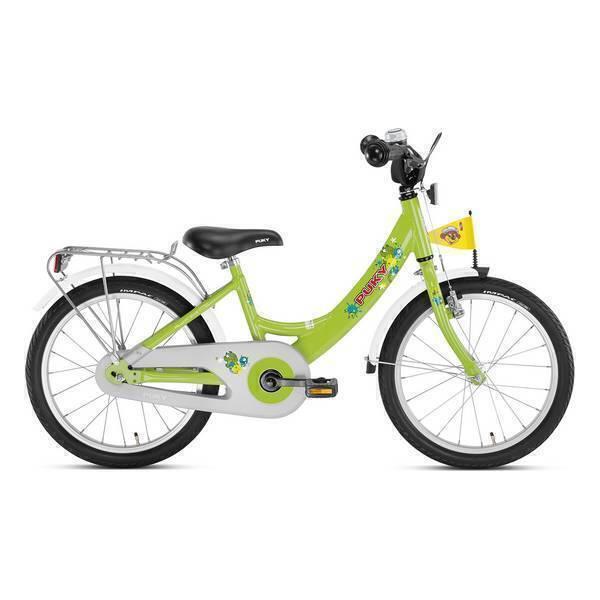"Puky - Vélo Enfant ZL 18"" Alu Kiwi - Dès 5 ans"