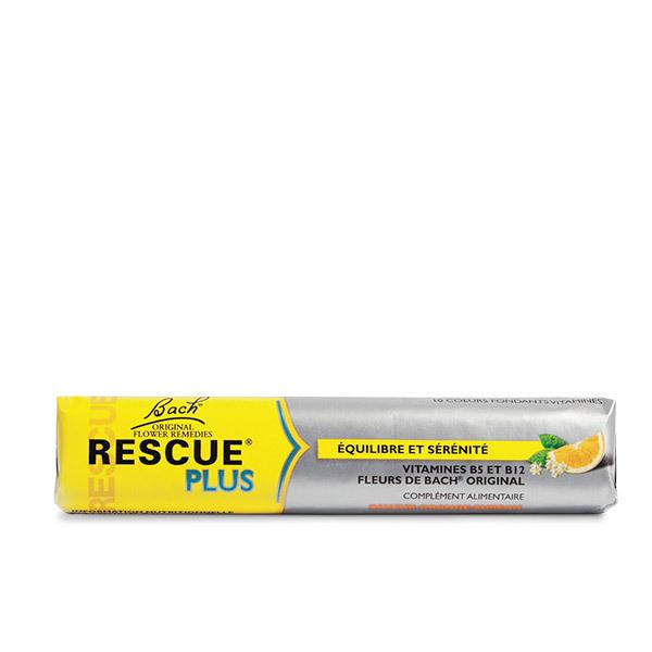 RESCUE® - Lot de 2 x Rescue Plus Coeurs Fondants Vitaminés - 2 x 42g