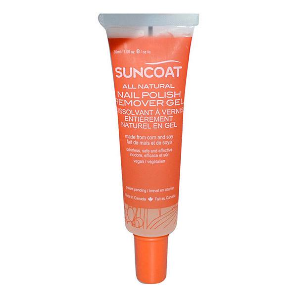 Suncoat - Gel dissolvant à vernis 30ml